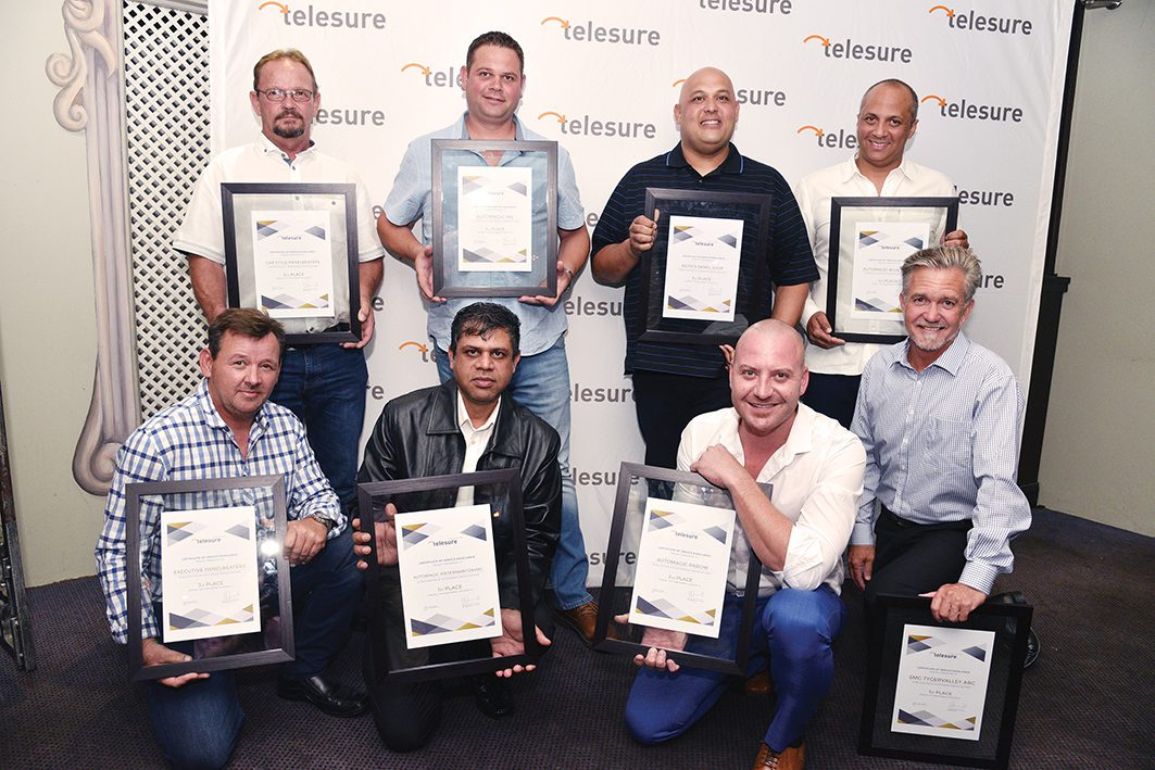 RECOGNISING EXCELLENCE TELESURE